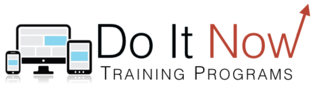 Do It Now Logo 2015 w